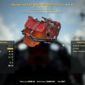 """Assassin's Sentinel T-65 Power Armor [AP Refresh][Full Set] + JetPack Helmet [Rare """"Hellfire"""" Paint]"""