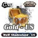 CNLTeam Gold Shadowland All Server US - Fast Delivery - Min Order 300K ( 1 Unit : 1k gold )