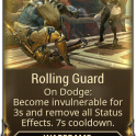 Rolling Guard R10