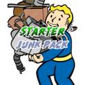 Starter junk pack [10.000 each junk + 3.000 each flux]