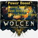 1-60 LEVELING FAST CHEAPEST ,SAFE , BEST AND FAST LEVELING SERVICE GIFT TRIAL BELT IF BUY 10$+