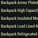 Plan: Backpack Mod [all in one plan pack set Bundle]