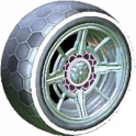 ★APEX TITANIUM WHITE TACTICIAN★ LIMITED WHEELS - ALL ITEMS IN STOCK