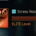 ⭐Stress Resistance⭐Elite❄️Skill☃️(in 6 hours)