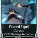 [Max Rank] Primed Quickdraw / Primed Expel Infested / Primed Expel Corpus / Primed Expel Grineer