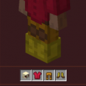 Enchanted Strong Dragon Armour set NEW! [QUICK FAST AND EASY]