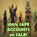 ❤️100% SAFE ACCOUNT❤️PC EU Tons of Crafting Materials and Gems P1800+