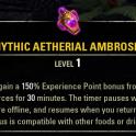 Mythic Aetherial Ambrosia [PC-NA]