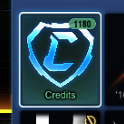Hello selling 1200 credits for 7 Euro on paypal.
