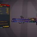 [PC] Vicious Lyuda PACK: Fire, Cryo, Shock, Corrosive (4xWeapons) / 27k DMG / Infinitie Ammo, NO Rel