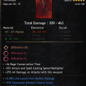 ★ BIG 463 DMG BOW ★ ALMOST TOP DAMAGE BOW WITH 1 FREE SLOT TO ADD 6TH ROLL OF YOUR CHOICE ★