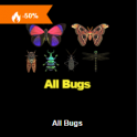 All Bugs-Fast delivery 24/7 online Cheap Animal Crossing items