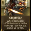 Adaptation R10