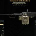 Anti-armor 50 Cal Machine Gun- Level 45