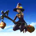 Mount: Witch's Broom (Single Character)--FFXIV All Servers