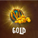 WORLD OF WARCRAFT (EU) GOLD--per unit is 1 Million GOLD NOT 10K