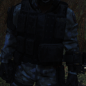 NEW ! Costume (Brotherhood of Steel Spec Ops Outfit + Mask)
