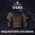 Inquisitor's hauberk [FAST DELIVERY]