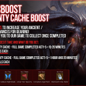 ✅US - EU✅ x1 (5 cache) - Torment 13 Bounty Cache FULL GAME = $2.5 ✅EpicBoost -100% POSITIVE FEEDBACK