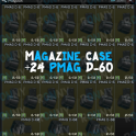 Magazine case FULL PMAG D-60  12.11 