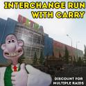 ⚜️ INTERCHANGE RUN WITH CARRY || ALL LOOT IS YOURS || DISCOUNTS