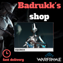 [PC/Steam] Equinox Warframe + Slot + Orokin Reactor // Fast delivery!
