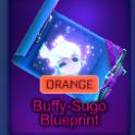 buffy-sugo blueprint orange