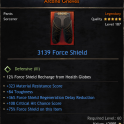 ★★★PANTS 3139 SHIELD (323 mat res, 84 tough, 36% shield delay red, 108 crit hit) - FAST DELIVERY★★★