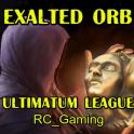 ✅ Selling Exalted Or b on Ultimatum Stand ard (PC) (1-5 min De livery)/Discounts ✅