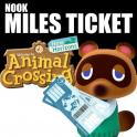 100 Nook Miles Tickets + 1M Free Bells - Instant Delivery - 100% Positive Feeback
