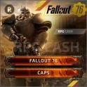 Fallout 76 10000 Caps - fast & safe