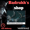 [PC/Steam] Forged artistry weapon pack // Fast delivery!