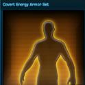 Covert Energy Armor Set US