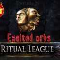 [PC] Exalted Orb ★★★ Ritual SoftCore ★★★ Instant Delivery (BEST discounts )
