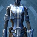 Mandalorian Hunter Armor Set