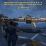 Bloodied Light Machine Gun 25% Faster Fire Rate | 90% Reduced Weight - image