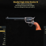 Bloodied Single Action Revolver- Level 50 - image
