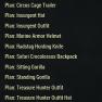 [PC] Treasure Hunter Event Plans Bundle! ALL 10 PLANS!! - image