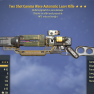 Two Shot Explosive Automatic Laser Rifle 90% reduced weight - image