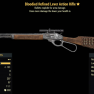 Bloodied Refined Lever Action Rifle- Level 45 - image