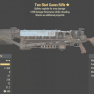 Two Shot Gauss Rifle- Level 45 - image
