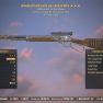 ★★★ Bloodied Explosive Lever Action Rifle[15% Faster Reload] | FULLY MODIFIED | FAST DELIVERY | - image