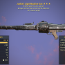 Junkie's Explosive Light Machine Gun 90% Reduced Weight - image