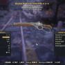 Bloodied Explosive Lever Action Rifle 25% Less VATS - image
