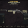 Quad The Fixer (50% critical damage, 25% Less VATS AP Cost) - image