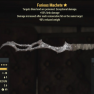 Furious Machete- Level 50 - image