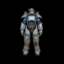 T-60 power armor set - Level 40 - image