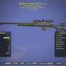 ★★★ Bloodied Explosive Sniper Rifle[15% FASTER RELOAD] | Fully Modified | MAX LVL | FAST DELIVERY | - image