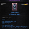 Best New Frostweave! Cheapest Price! 31% Critical Damage - 10% Movement Speed - 2484 HP - image