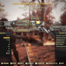Junkie's Scattered Automatic Laser Rifle[25% less V.A.T.S.Action Point cost] - image